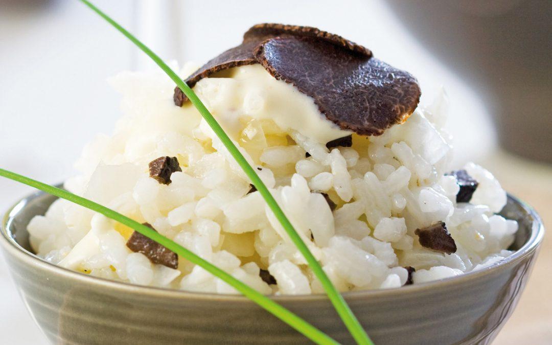 black truffle recipes