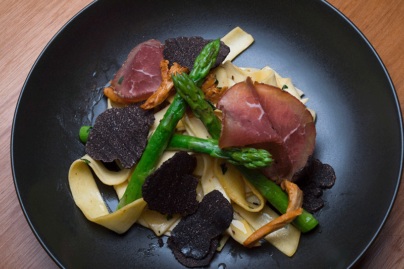 Black Truffle Recipes